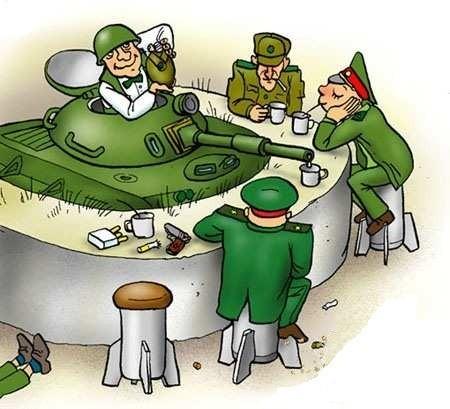 33 вопроса на военную тематику - викторина к 23 февраля