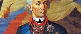 Викторина «Суворов» (с ответами)