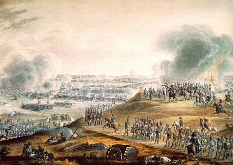 Викторина, посвященная войне 1812 года