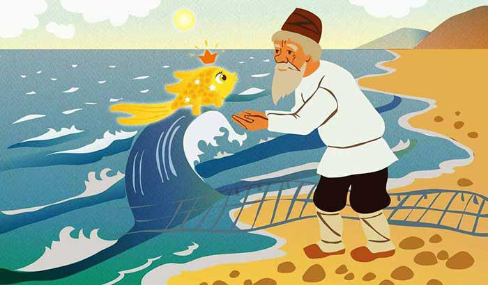 Викторина по «Сказке о рыбаке и рыбке» А.С.Пушкина (с ответами)