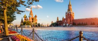 Интерактивная игра-викторина по истории Москвы
